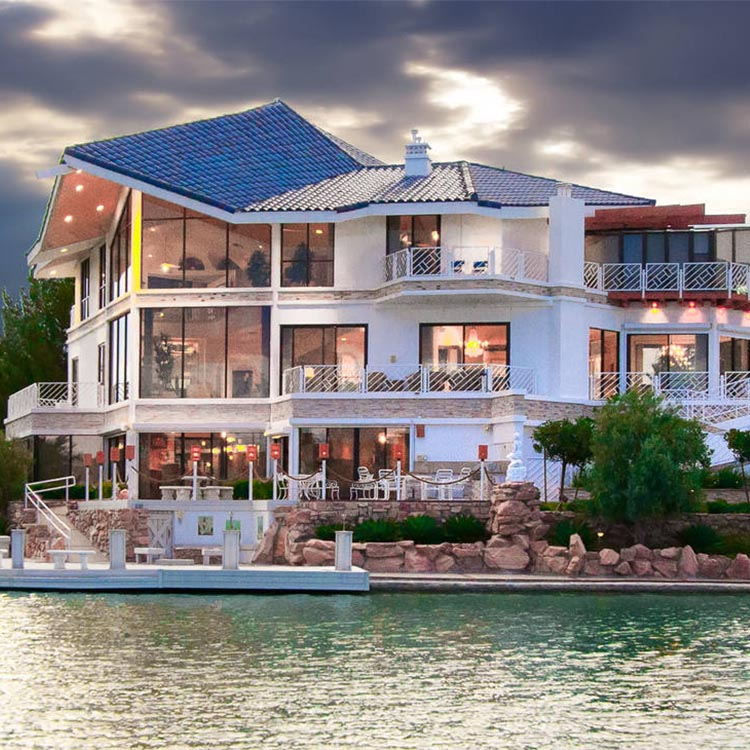 Lakefront Luxury Homes: Karin Comeaux